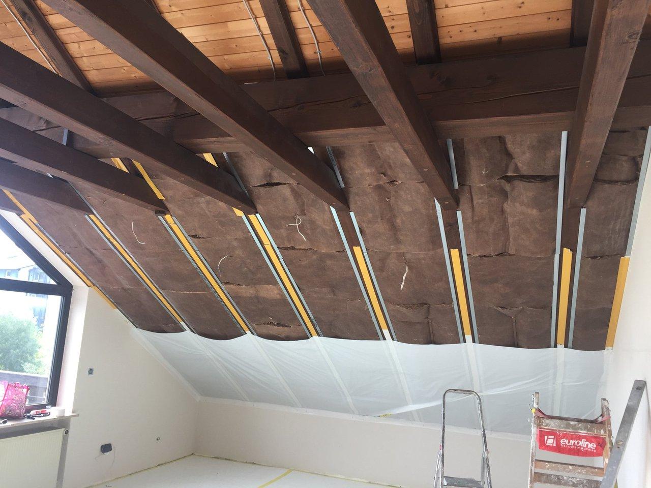 trockenbau bis unters dach - jessica jörges