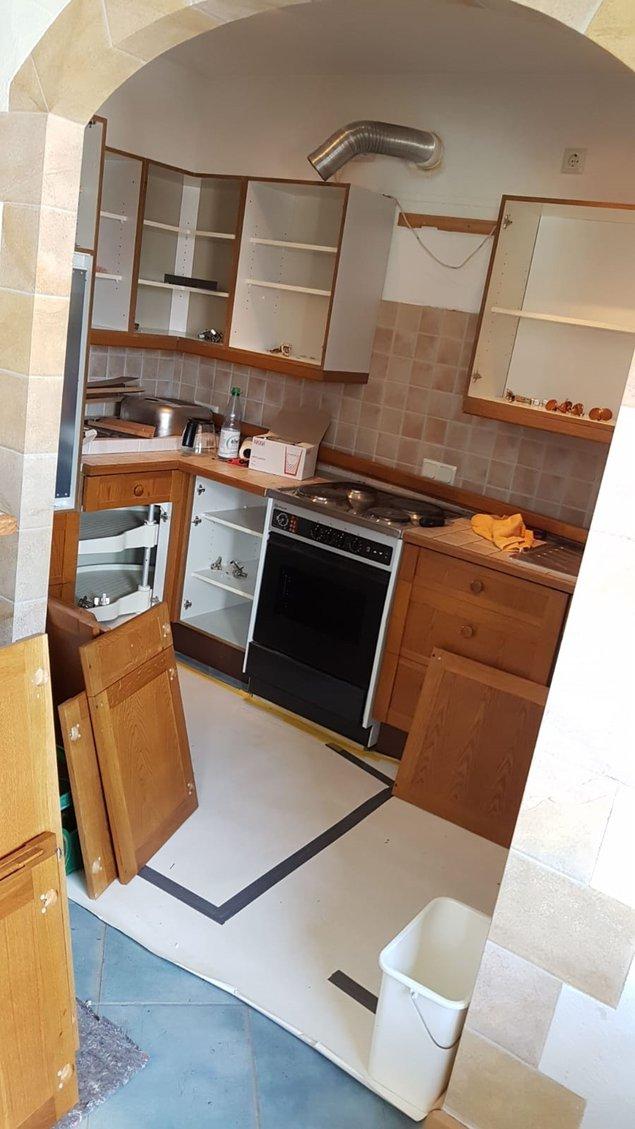Die neue Wohnung – Teil 2 – Die Küche - Jessica Jörges